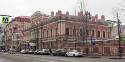 Усадьба Мясникова на улице Восстания