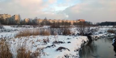 Восточная часть Муринского парка