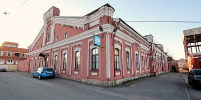 Электростанция у Варшавского вокзала