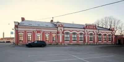 Электростанция Варшавского вокзала