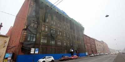 Измайловский проспект, 29, реконструкция