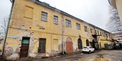 Боткинская улица, дом 25, литера Е, прачечная
