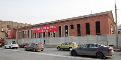 Бизнес-центр Малевич на Митрофаньевском, реконструкция