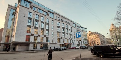 Бизнес-центр Сенатор на Кропоткина