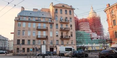 Дом Домерщикова на улице Блохина, 22