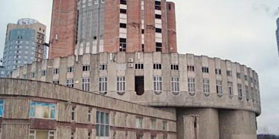 Дворец культуры Светлановский на проспекте Тореза