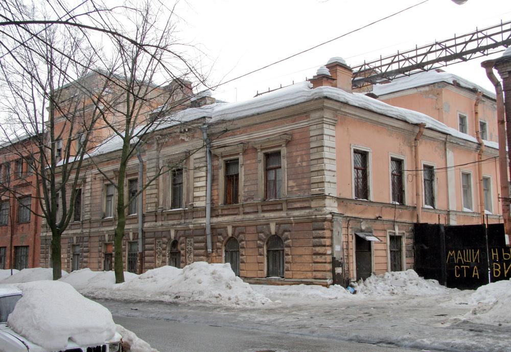 Фабрика Шопена на 25-й линии
