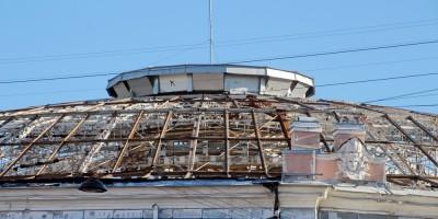 Купол цирка на Фонтанке