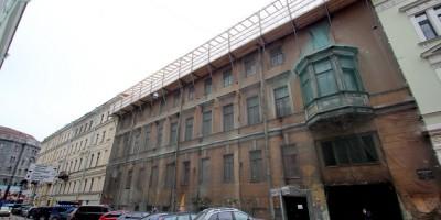 Кирпичный переулок, 4, реконструкция