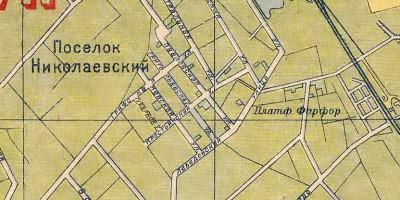 Лебедевская улица