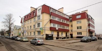 Ломоносов, Еленинская улица, 24, корпус 2
