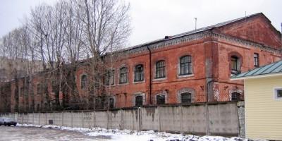 Митрофаньевское шоссе, 2, заводоуправление