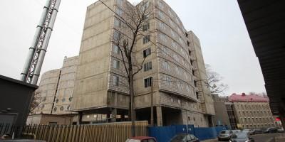 Общежитие Института мозга на Павлова