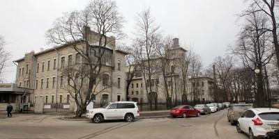 Ортопедический институт в Александровском парке