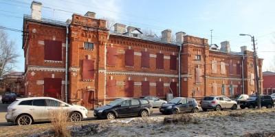 Петергоф, Суворовская улица, 3, корпус 3