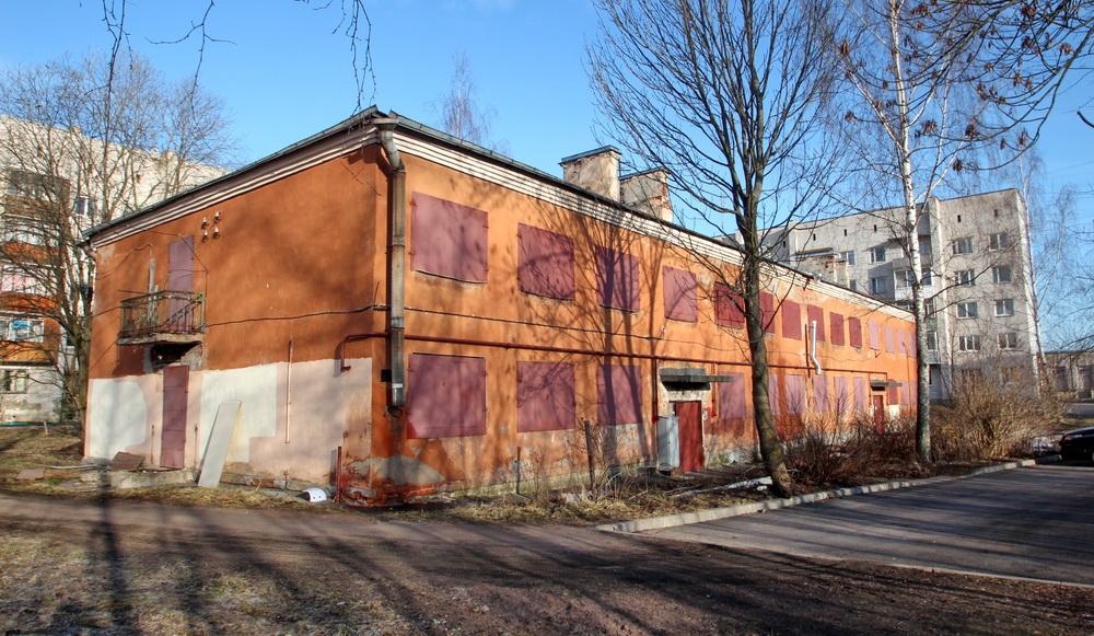 Петергоф, Суворовская улица, 3, корпус 8
