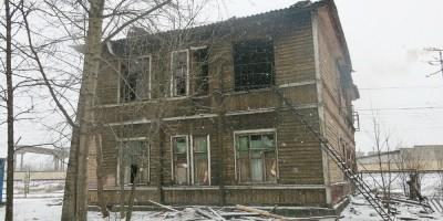 Пожар, Фарфоровский пост, 62