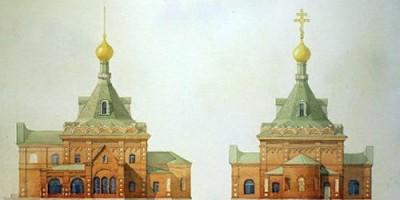Проект церкви Святого Духа