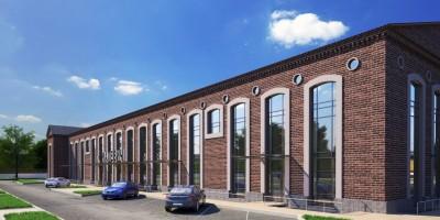 Проект реконструкции бизнес-центра Малевич на Митрофаньевском шоссе