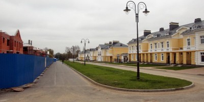Пушкин, Анциферовская улица