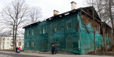 Пушкин, Церковная улица, 7, дом Монигетти