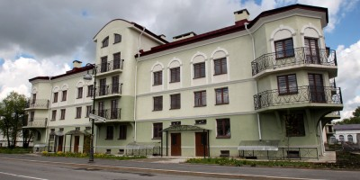 Пушкин, Гусарская улица, дом 9, корпус 1