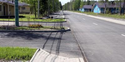 Солнечное-2, улица Танкистов