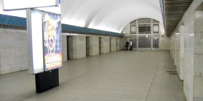 Станция метро Василеостровская