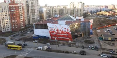 Торговый комплекс на Хошимина