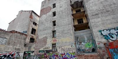 Улица Куйбышева, дом 29, литера Д, брандмауэр