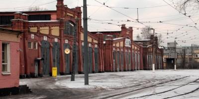 Василеостровский трампарк