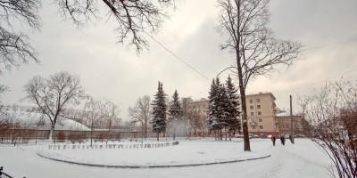 Воронинский сквер