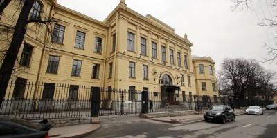 Институт Отта на Менделеевской линии