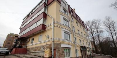 Жилой дом на Еленинской, 24, корпус 2