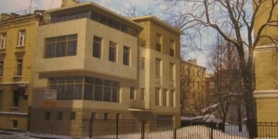 Проект здания на Тульской улице