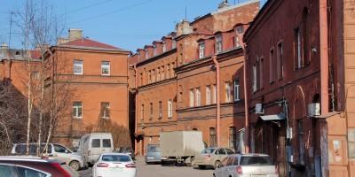 Бронзовая фабрика на улице Степана Разина
