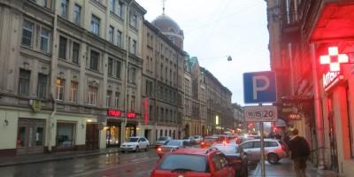 Церковь на улице Некрасова
