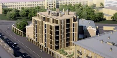 Чапаева, жилой комплекс