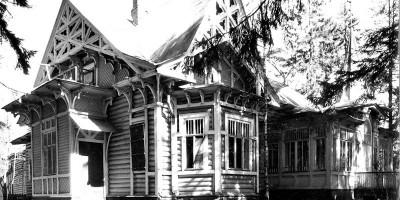 Дача Фаберже, Комарово