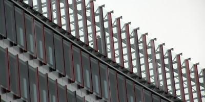 Фасад БЦ Цеппелин