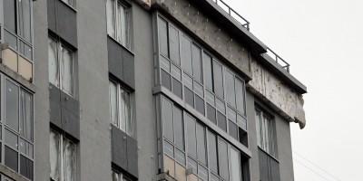 Фасад Новомосковского