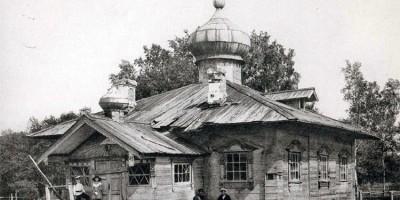 Лисий Нос, церковь Александра Невского