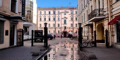 Невский проспект, дом 90-92, литера Г, офис Л1, ЛЭК