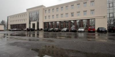Новый корпус Политехнического университета