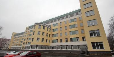 Общежитие на улице Хлопина, 9, корпус 2