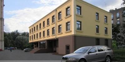 Офисное здание на Московском