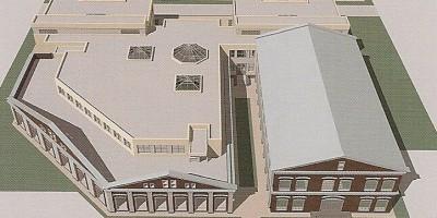 Проект детского сада, ЖК Московские ворота