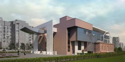 Проект музея Соснового Бора