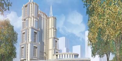 Проект жилого комплекса «Кремлевские звезды»