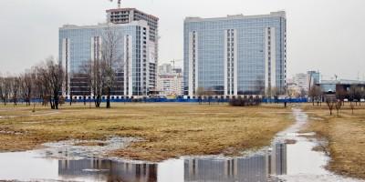 Пулковское шоссе, 14, жилой комплекс Salut
